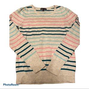 Gap girls size XL striped sweater